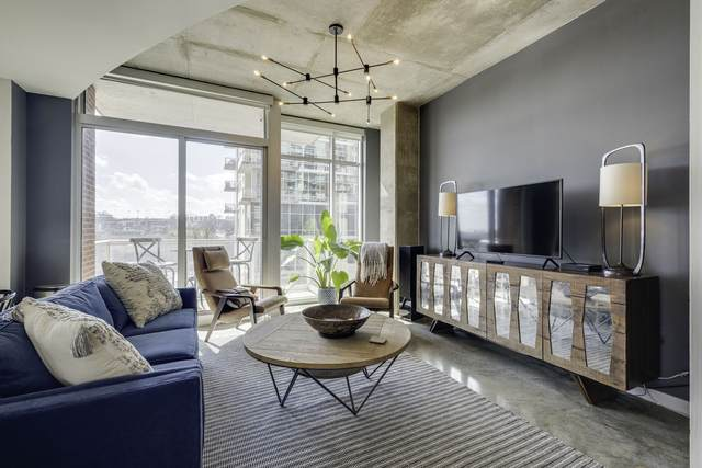 600 12th Ave S #712, Nashville, TN 37203 (MLS #RTC2230565) :: Platinum Realty Partners, LLC