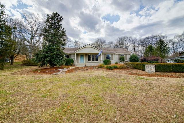 841 W Hillwood Dr, Nashville, TN 37205 (MLS #RTC2230569) :: The Miles Team | Compass Tennesee, LLC