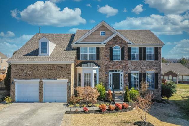 2516 Hester Ct, Nolensville, TN 37135 (MLS #RTC2230621) :: Village Real Estate