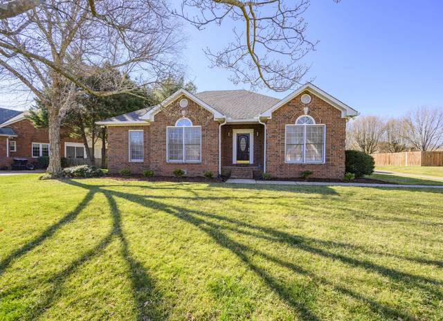 1450 Kensington Dr, Murfreesboro, TN 37130 (MLS #RTC2230644) :: Village Real Estate