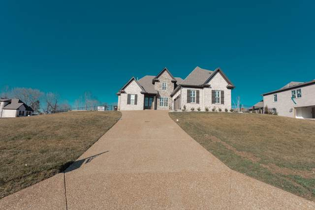 1114 Dorset Dr, Hendersonville, TN 37075 (MLS #RTC2230693) :: Real Estate Works