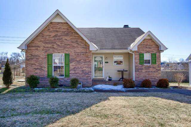 4060 Turners Bnd, Goodlettsville, TN 37072 (MLS #RTC2230707) :: Nashville Home Guru