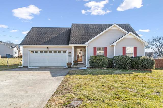 3748 Cave Mill Ct, Clarksville, TN 37042 (MLS #RTC2230717) :: Ashley Claire Real Estate - Benchmark Realty