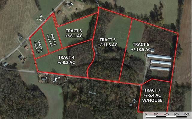 460 Walls Ln, Decherd, TN 37324 (MLS #RTC2230767) :: John Jones Real Estate LLC