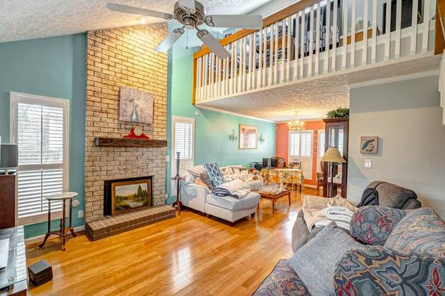 826 Old Coach Ct, Hermitage, TN 37076 (MLS #RTC2230776) :: Village Real Estate