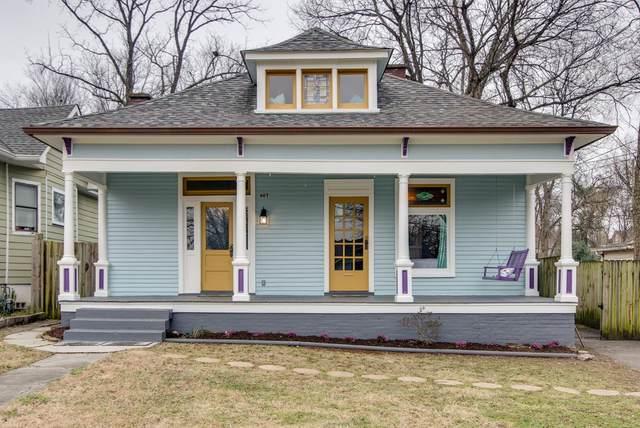 907 N 12th St, Nashville, TN 37206 (MLS #RTC2230802) :: The Helton Real Estate Group