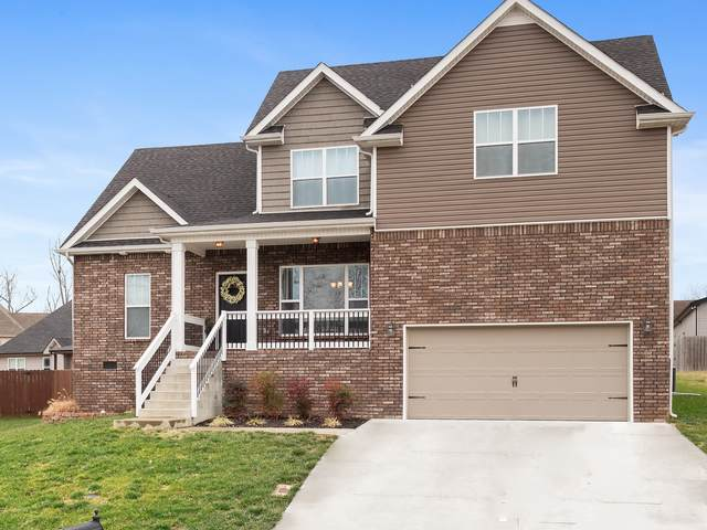 1012 Quiver Ln, Clarksville, TN 37043 (MLS #RTC2230878) :: Village Real Estate