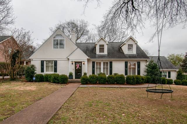 610 Lynnbrook Rd, Nashville, TN 37215 (MLS #RTC2230883) :: The Helton Real Estate Group