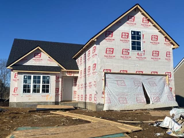 1527 Gambill Wood Dr, Smyrna, TN 37167 (MLS #RTC2230929) :: Nashville on the Move
