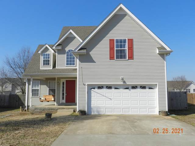 3676 Aurora Dr, Clarksville, TN 37040 (MLS #RTC2231016) :: Fridrich & Clark Realty, LLC