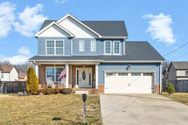 961 Silty Dr, Clarksville, TN 37042 (MLS #RTC2231018) :: Ashley Claire Real Estate - Benchmark Realty