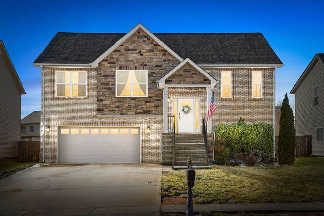3704 Tradewinds Ter, Clarksville, TN 37040 (MLS #RTC2231073) :: The DANIEL Team | Reliant Realty ERA