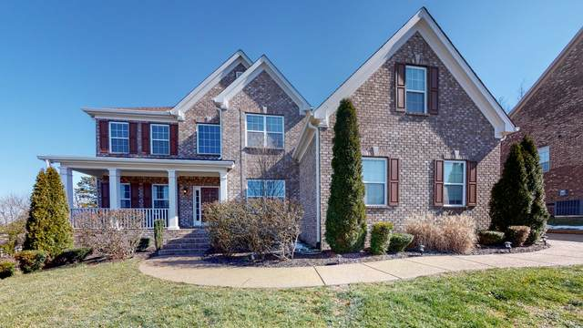 6137 Stags Leap Way, Franklin, TN 37064 (MLS #RTC2231107) :: Ashley Claire Real Estate - Benchmark Realty