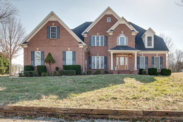 3699 Trousdale Ln, Columbia, TN 38401 (MLS #RTC2231117) :: The Miles Team | Compass Tennesee, LLC