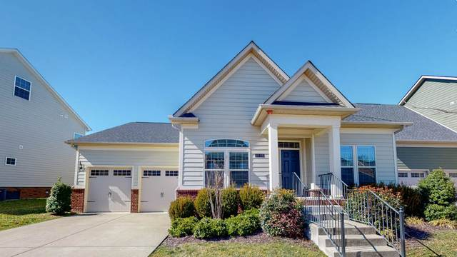 1016 Linden Isle Dr, Franklin, TN 37064 (MLS #RTC2231163) :: Ashley Claire Real Estate - Benchmark Realty