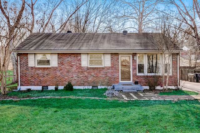 3916 W Valley Dr, Nashville, TN 37211 (MLS #RTC2231167) :: Real Estate Works