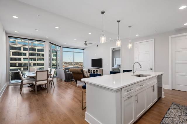 20 Rutledge St. #103, Nashville, TN 37210 (MLS #RTC2231170) :: Village Real Estate