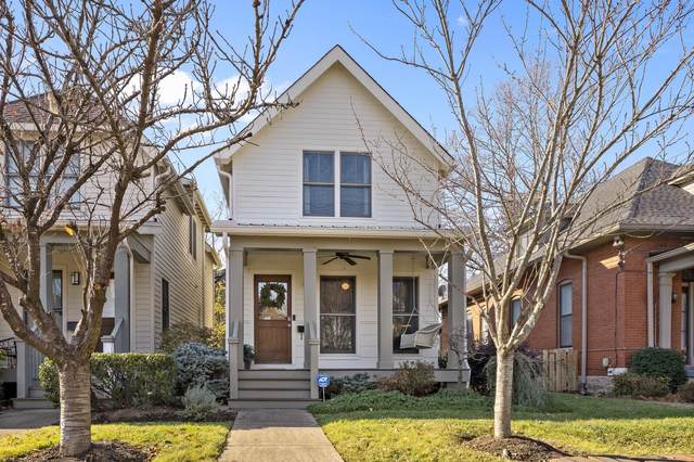 1209B 5th Ave N, Nashville, TN 37208 (MLS #RTC2231183) :: Village Real Estate