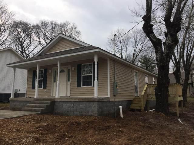 1601 Rawls St, Springfield, TN 37172 (MLS #RTC2231188) :: Nashville Home Guru