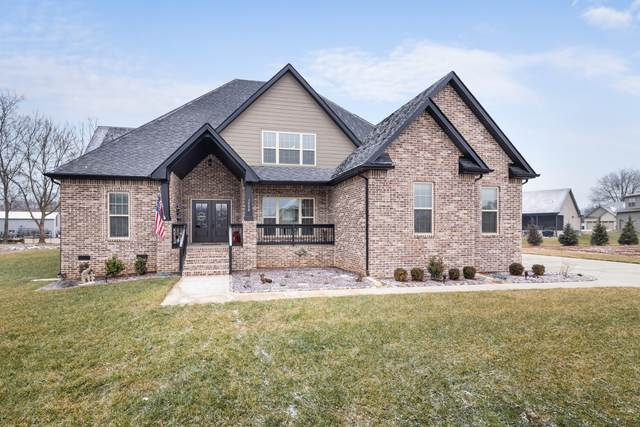 1508 Amblewood Way, Clarksville, TN 37043 (MLS #RTC2231257) :: Cory Real Estate Services