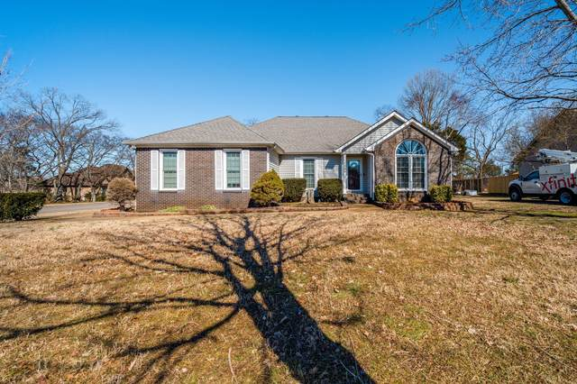 1334 Haynes Drive, Murfreesboro, TN 37129 (MLS #RTC2231258) :: EXIT Realty Bob Lamb & Associates