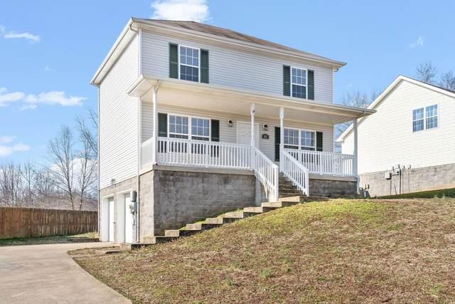 1102 Gunpoint Dr, Clarksville, TN 37042 (MLS #RTC2231265) :: Village Real Estate