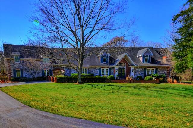 1031 Barrel Springs Hollow Rd., Franklin, TN 37069 (MLS #RTC2231267) :: The Miles Team | Compass Tennesee, LLC