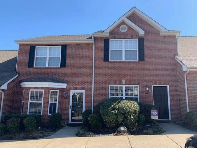 1101 Downs Blvd #96, Franklin, TN 37064 (MLS #RTC2231283) :: The Helton Real Estate Group