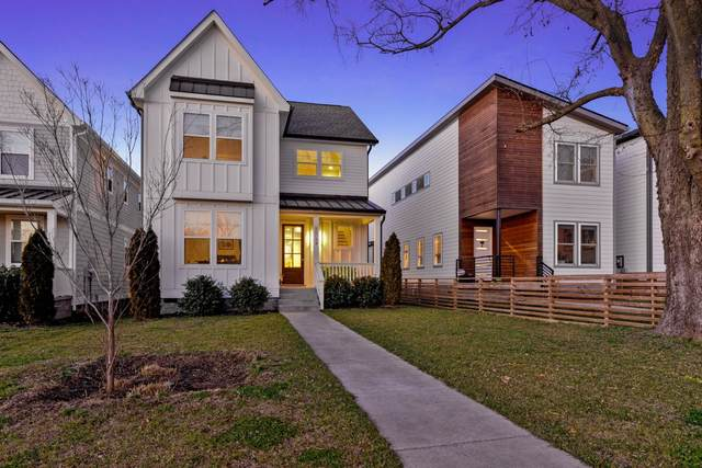 5608A Pennsylvania Ave, Nashville, TN 37209 (MLS #RTC2231286) :: The Miles Team | Compass Tennesee, LLC