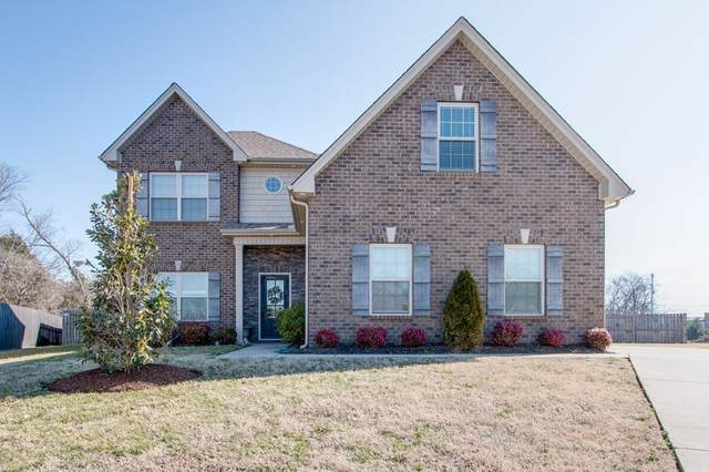 5102 Luna Moth Ln, Murfreesboro, TN 37129 (MLS #RTC2231292) :: RE/MAX Homes And Estates