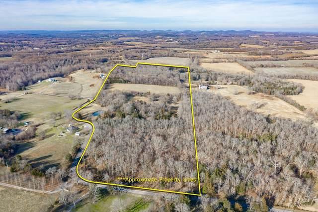 0 Webb Rd, Eagleville, TN 37060 (MLS #RTC2231314) :: John Jones Real Estate LLC