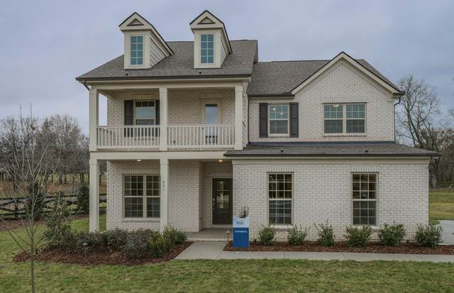 465 Norman Way, Hendersonville, TN 37075 (MLS #RTC2231319) :: Randi Wilson with Clarksville.com Realty