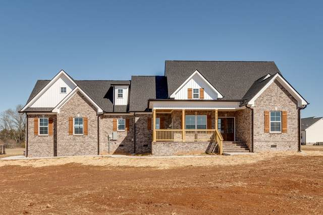 730 Kenny Nelson Rd, Lewisburg, TN 37091 (MLS #RTC2231334) :: Village Real Estate
