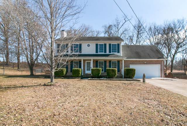 1266 Carnation Ct, Clarksville, TN 37042 (MLS #RTC2231372) :: Ashley Claire Real Estate - Benchmark Realty