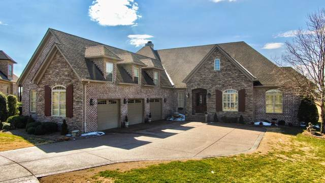 1112 Yorkville Belle Ct, Gallatin, TN 37066 (MLS #RTC2231374) :: Village Real Estate