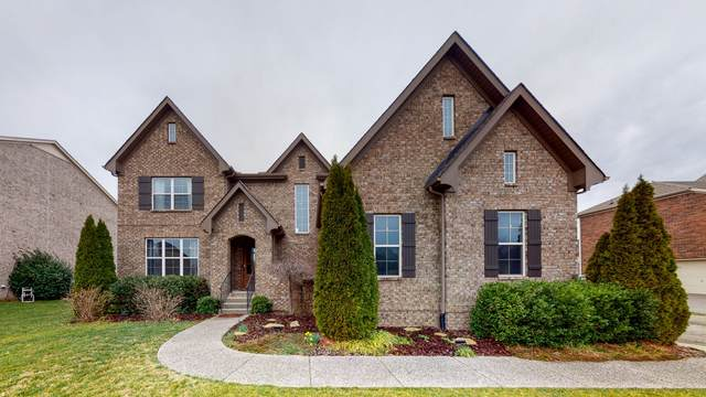 2050 Belshire Way, Spring Hill, TN 37174 (MLS #RTC2231400) :: Real Estate Works