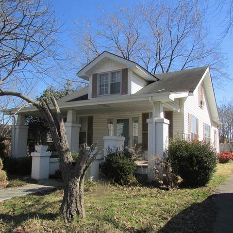 614 N Military Ave N, Lawrenceburg, TN 38464 (MLS #RTC2231420) :: Nashville on the Move