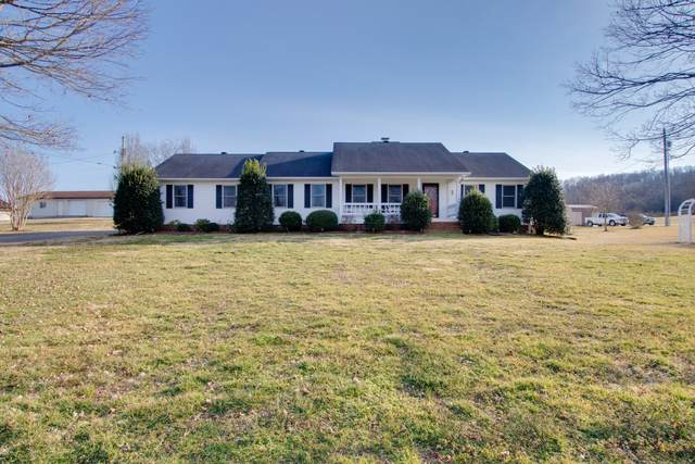 501 New Middleton Hwy, Gordonsville, TN 38563 (MLS #RTC2231422) :: The Miles Team | Compass Tennesee, LLC