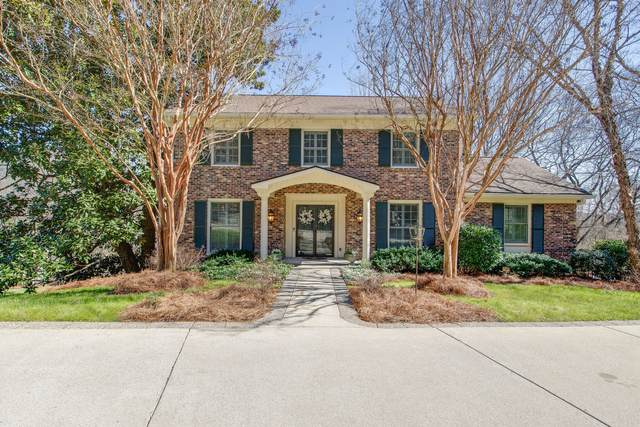 1210 Cliftee Dr, Brentwood, TN 37027 (MLS #RTC2231431) :: Ashley Claire Real Estate - Benchmark Realty
