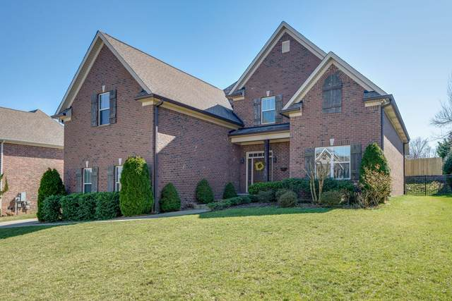 1026 Nealcrest Cir, Spring Hill, TN 37174 (MLS #RTC2231437) :: Real Estate Works