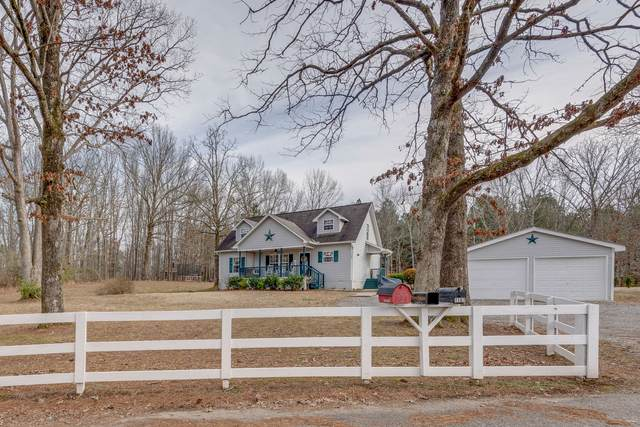 7105 Johnson Dr, Fairview, TN 37062 (MLS #RTC2231445) :: Village Real Estate