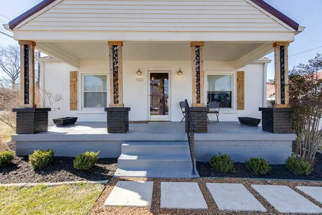500 Veritas St, Nashville, TN 37211 (MLS #RTC2231471) :: Nelle Anderson & Associates