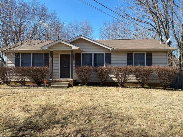 544 Donna Dr, Clarksville, TN 37042 (MLS #RTC2231482) :: Team Wilson Real Estate Partners