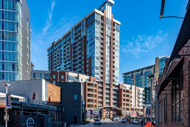 600 12th Ave S #521, Nashville, TN 37203 (MLS #RTC2231503) :: Platinum Realty Partners, LLC