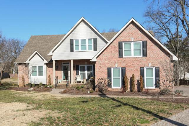 905 Bluebird Ct, Mount Juliet, TN 37122 (MLS #RTC2231510) :: The Kelton Group