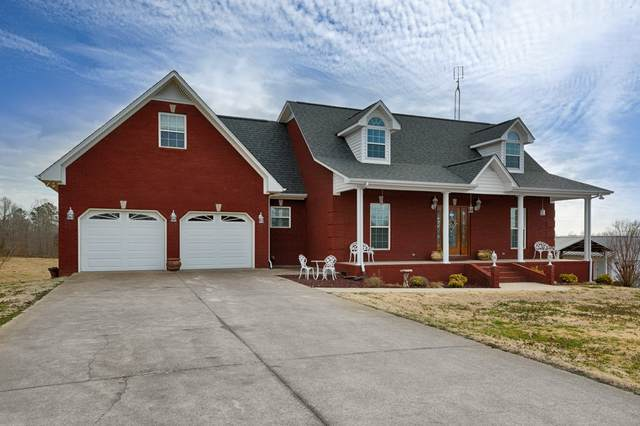 3421 George Olive Rd, Iron City, TN 38463 (MLS #RTC2231552) :: Nashville on the Move