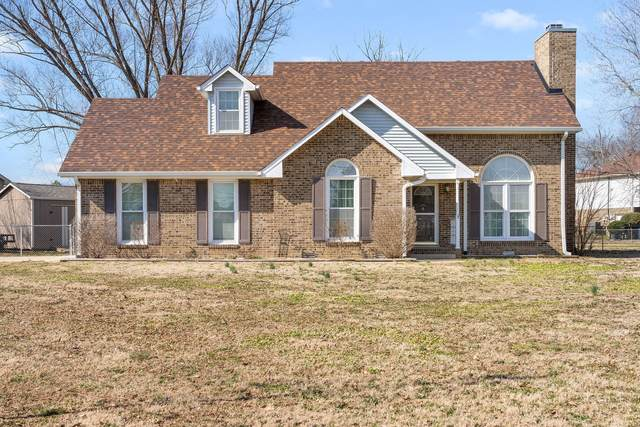 603 Gardendale Ln, Clarksville, TN 37040 (MLS #RTC2231598) :: Team Wilson Real Estate Partners