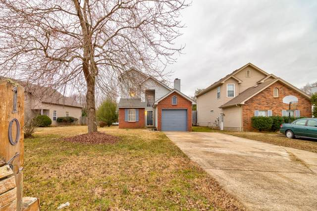 106 Hunters Chase Dr, Smyrna, TN 37167 (MLS #RTC2231657) :: Team Wilson Real Estate Partners