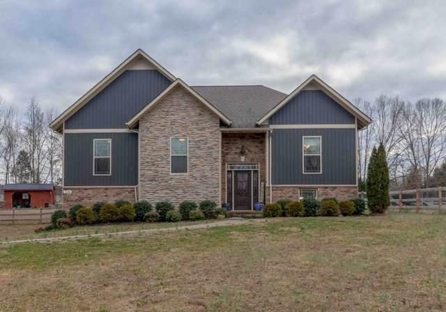 1134 Garrettsburg Rd, Clarksville, TN 37042 (MLS #RTC2231669) :: Village Real Estate