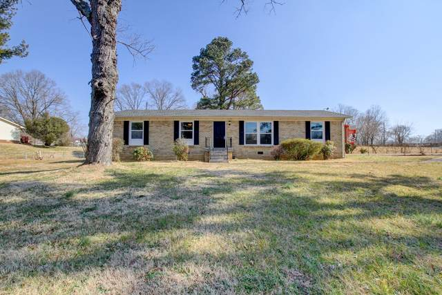 109 Saratoga Dr, Clarksville, TN 37042 (MLS #RTC2231722) :: The Helton Real Estate Group